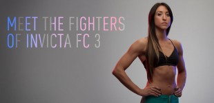 Meet The Invicta 3 Fighters