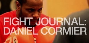 Fight Journal: Daniel Cormier