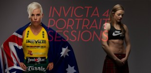 Invicta 4 Portraits