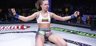 Rose Namajunas vs Emily Kagan