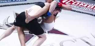 Amanda Nunes vs Sarah D'Alelio