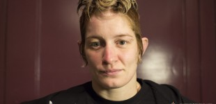 Sarah D'Alelio post-fight