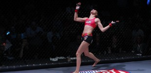 Rose Namajunas vs Kathina Catron