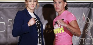 Marloes Coenen and Cris Cyborg