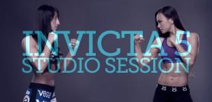 Invicta FC 5 Studio