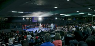 Dejon Daniels vs Ryan Castillo at Hollywood Park Casino