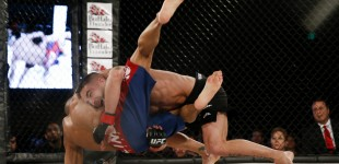 Nick Urso vs Jordan Espinosa