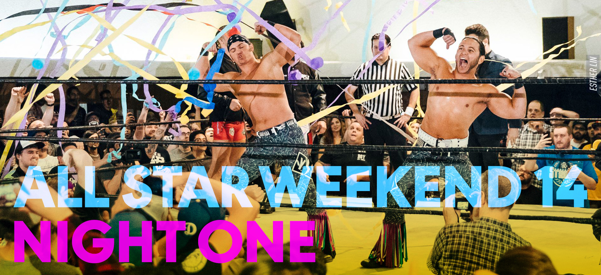 PWG: All Star Weekend 14 Night One