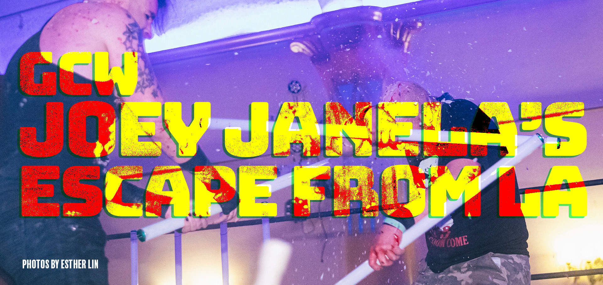 Joey Janela's Escape from LA